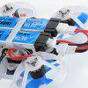BETAFPV Beta65X 2S Whoop FPV Racing Drone Quadcopter - BNF - CRYSTAL BLUE