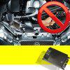 Upgraded Ultrasonic Engine Indoor Rat Computer Animal Rodent Cart For Car Truck Motorcycle - BLACK