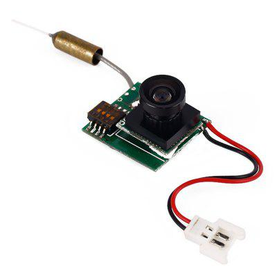 5.8G Mini 200mw 5g FPV Image Transmission 600 Line Wide Angle Camera