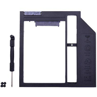 9.5mm Universal Notebook Mechanical SSD Solid State Optical Hard Drive Bracket