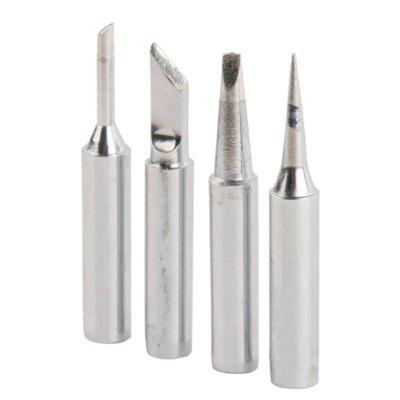 ELECALL 900M - T Replace Lead-Free Welding Soldering Tips 4pcs