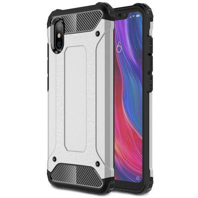 ASLING 360 Degree Phone Case for Xiaomi Mi 8 Pro Screen Fingerprint Edition