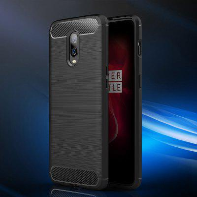 Carbon Fiber All-inclusive Phone Case for OnePlus 6T