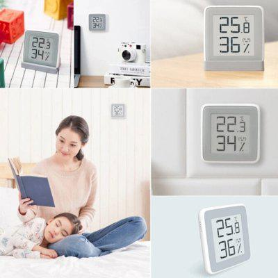 Indoor E-ink Screen Electronic Thermometer Hygrometer