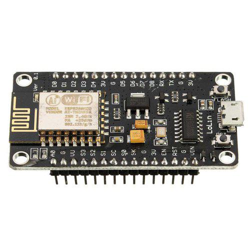 Wireless Module NodeMcu V3 Lua WiFi Internet Of Things Development Board ESP8266 - $5.54 Free Shipping|Gearbest.com