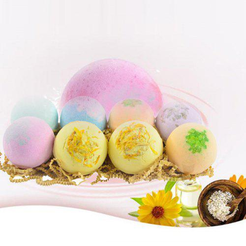 Body Cleaning Bath Bombs 8pcs