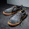 Outdoor Casual Tooling Shoes - GRAY