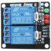 2 Channel 5V SongLe Relay Shield Module DIY for Arduino - BLUE