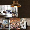 YWXLight Home Decoration Creative Personality Industrial Wind Cement Pendant Light - WARM WHITE