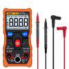 ANENG V01A Digital Multimeter with LCD Display - ORANGE