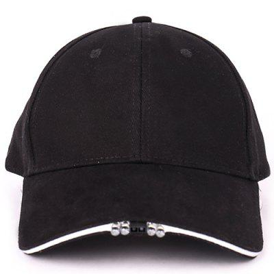 LED Light Glowing Outdoor Lighting Baseball Cap