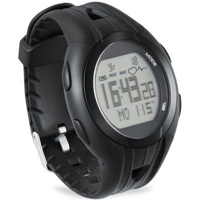 5-in-1 Function Watch + Bicycle Code Table HA169