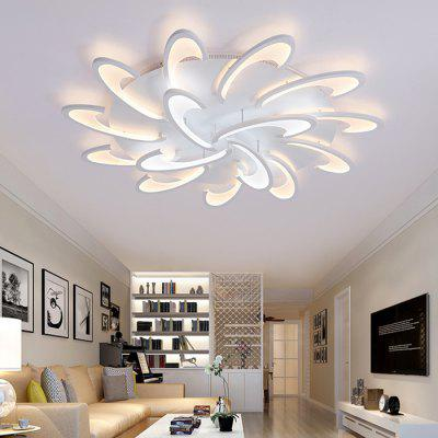 Simple Modern LED Ceiling Lamp Atmosphere Home Bedroom Creative Hall Restaurant