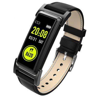 Kr03 Smart Band Built-In GPS Color Screen Heart Rate Monitor Ip68 Water Resistant