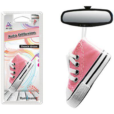 JK - 125 Butterfly Kiss Shoe Car Ornament