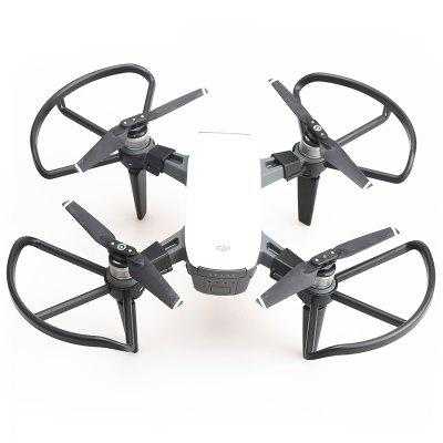 Protection Ring Integrated Stand Compatible with DJI Xiao SPARK 4pcs