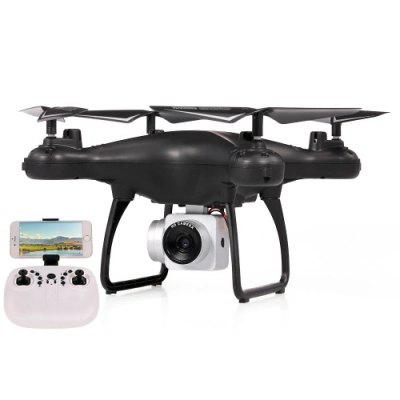 X180 2MP WiFi FPV RC Drone - RTF 20mins Flight Altitude Hold UAV