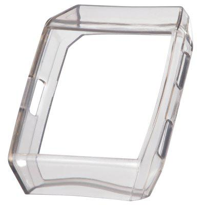 Transparente Soft TPU capa protetora para Fitbit Ionic Smart Watch