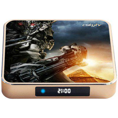 F10 Smart TV Box Amlogic S905X Android 8.0 Image