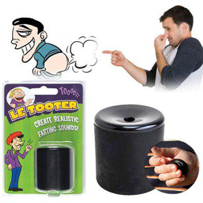Spremere realistico Farting Sound Fart Tube Prank Toy