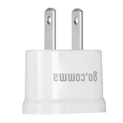 gocomma WN - 20 Adaptor de călătorie Socket Travel EU-US