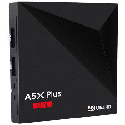 A5X Plus Mini Android 9.0 TV Box 2GB RAM + 16GB ROM Image