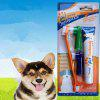 Pet Oral Care Toothpaste Toothbrush 4pcs - MULTI-A