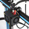 Creality3D CR - 10S DIY Desktop 3D Printer - BLUE