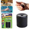 Squeeze Realistic Farting Sound Fart Tube Prank Toy - BLACK