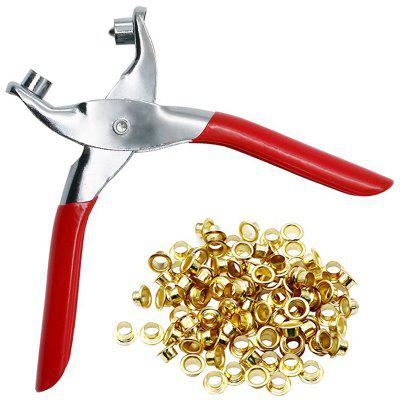 4mm Special Eyelet Punching Plier