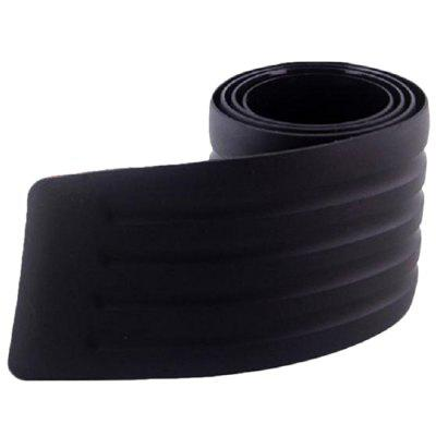 Car Trunk Door Bumper Anti-collision Anti-scratch Rubber Strip