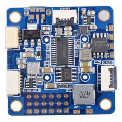 Flight Controller OSD BEC 3A 8V 5V 2-6S Voltage Input FPV