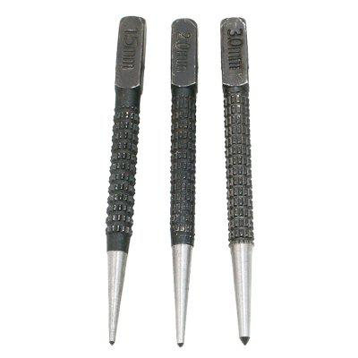 1.5 / 2 / 3mm High Hardness Center Punch Locator 3pcs