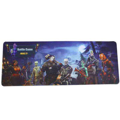 Fashion Rubber Large Mouse Pad