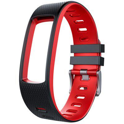 Multicolor Waterproof Sports Two-color Wristband Watch Band