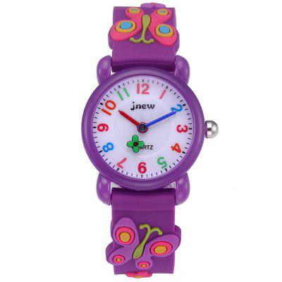 Children's Cartoon Cute Waterproof Quartz Watch