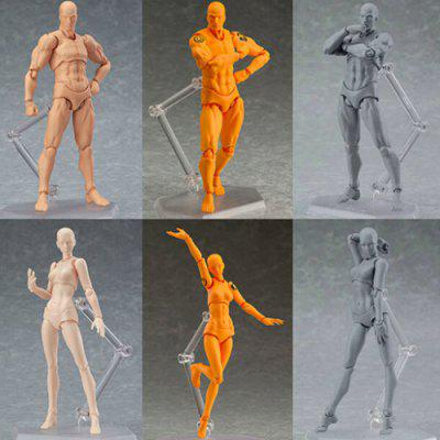 Body Painting Props 2.0 DX Set Action Figure Model