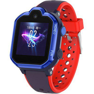 18mm Kinder Doppelfarbe Silikon-Armband für HUAWEI Kinder Smart Watch