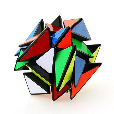 Irregular Creative Third-order  Cube
