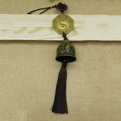 Creative Car Colgante Wind-Bell Gift Business Gift