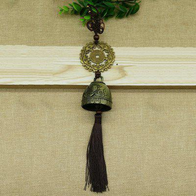 Creative Car Pendant Wind-Bell Gift Business Gift