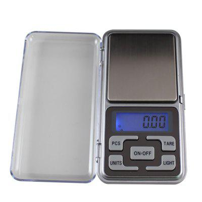 Miniature Small Scale 0.01g Precision Balance Baking Kitchen Scale