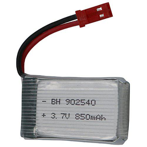 3.7V 850mAH Lithium Battery 902540 JST Plug for Remote Control Aircraft Drone