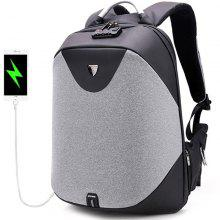 c58ccf0013 57% OFF ARCTIC HUNTER Anti-theft Smart USB Recharge Backpack for Men