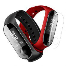Xiaomi mi band 3 comparing with Mi Band 2, 1S, their specs, features