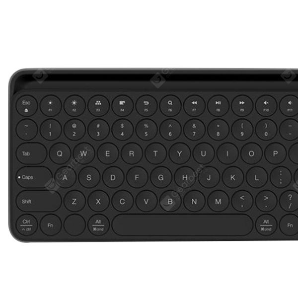 Xiaomi Youpin Miiiw MWBK01 Bluetooth Keyboard Black
