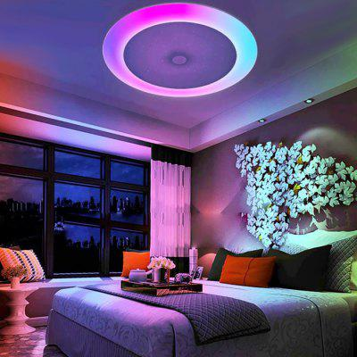 Utorch X89 Muzică Bluetooth Ceiling Light 36W