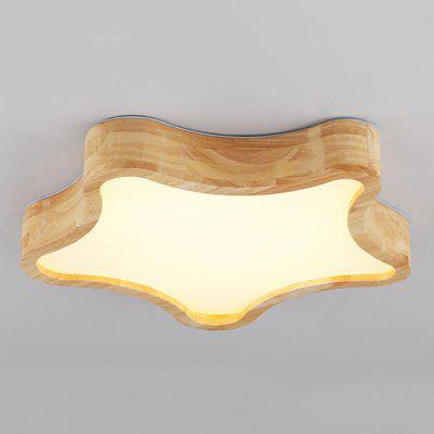 Creative Japanese-style Ceiling Light for Bedroom