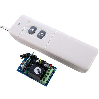DC12V Single Controller with High Power Remote Control