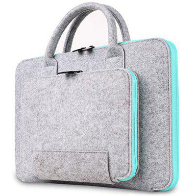 13 polegadas Multi-color Felt Notebook Liner Bag para Xiaomi Air